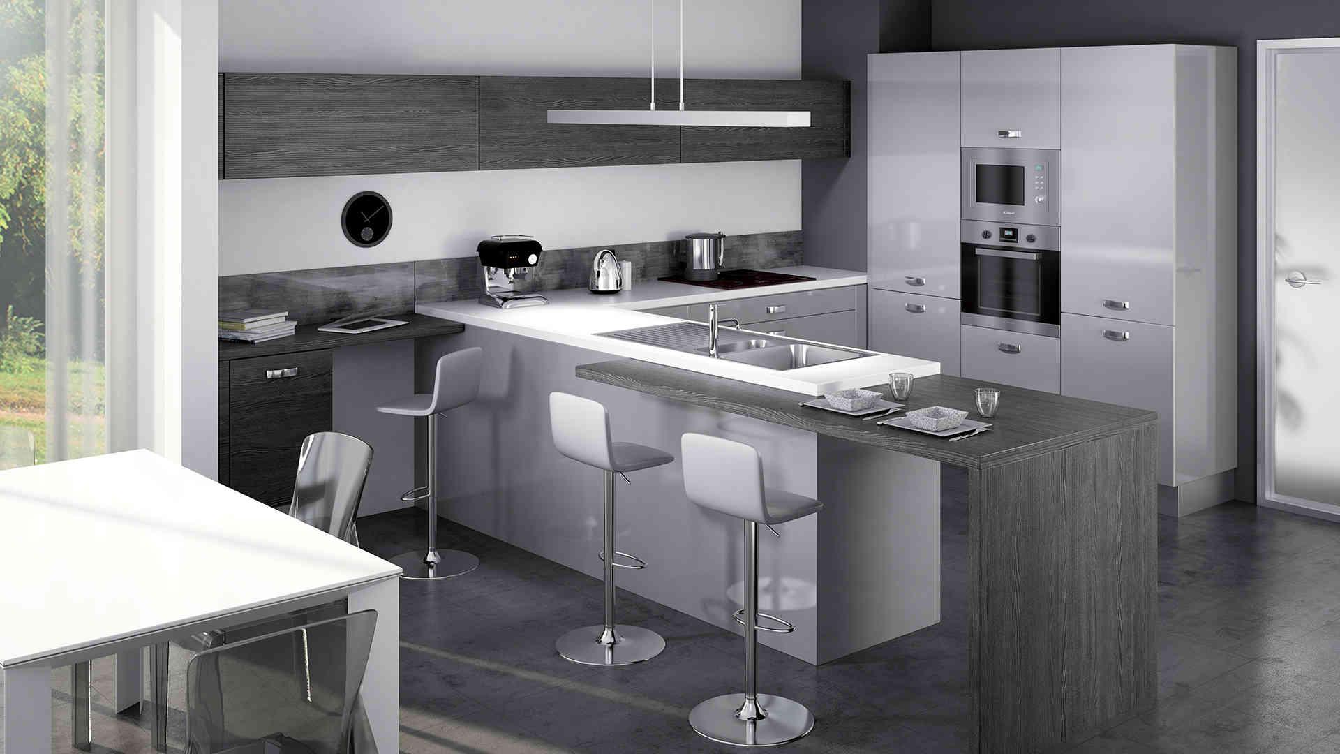 Des idées pour bien aménager sa cuisine   dar déco, décoration ...