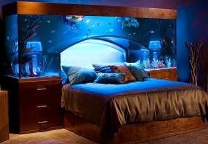 Aquarium-Decoration-design-chambre