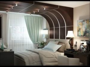 faux-plafond-chambre-elegante