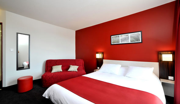 Charmant Best Peinture Chambre Rouge Et Blanc Photos   House Design .