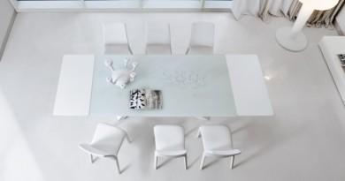 table-à-manger-extensible-couleur-blanche-salle-manger-confort-luxe