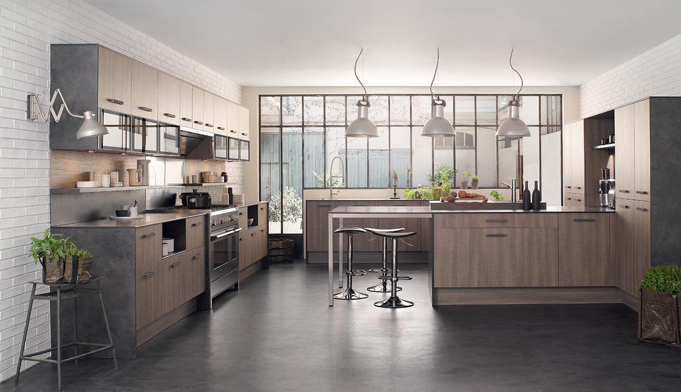 Des grands idées pour une cuisine ouverte - Dar Déco, Décoration