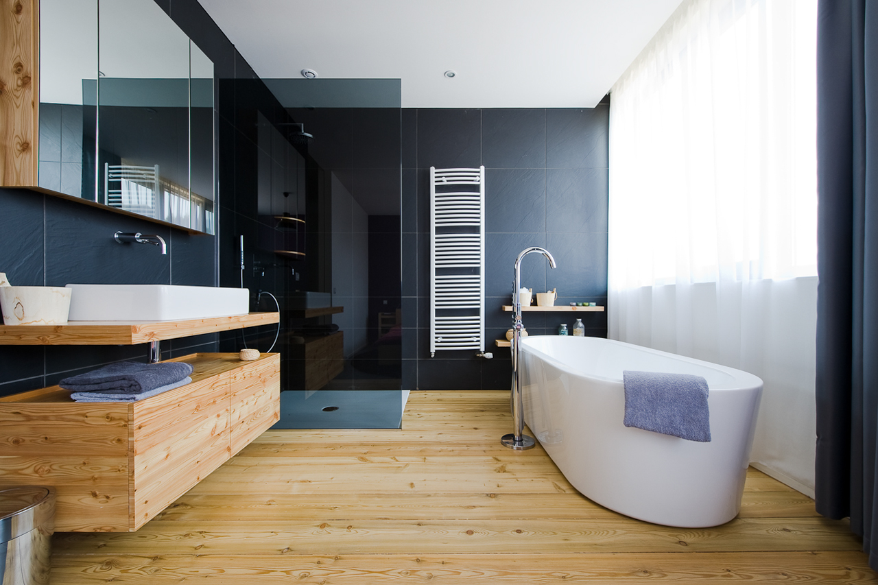 Parfait Réalisez une salle de bain style marin - Dar Déco, Décoration  WR07