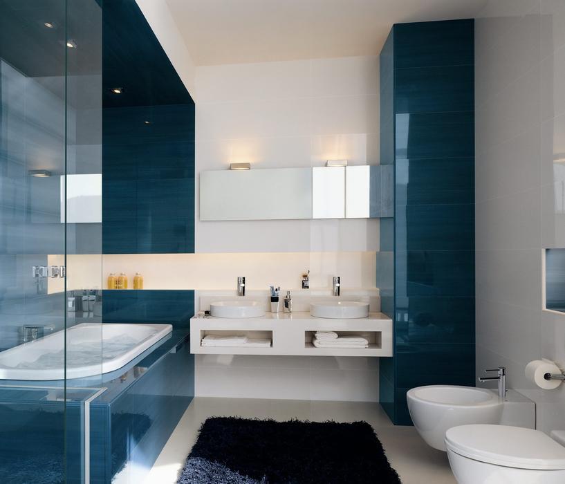 Salle de bain Design : Meubles et modèles tendances - Dar Déco ...