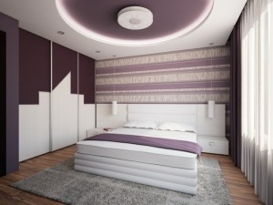 chambre-coucher-faux-plafond