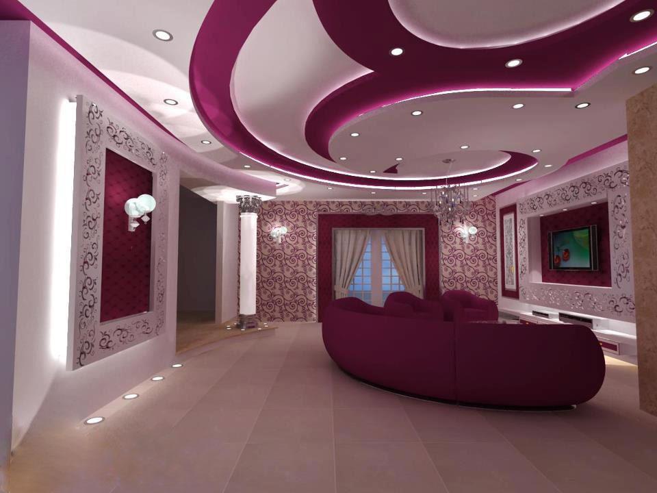 Faux Plafond Salon
