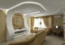 Pensez à installer un faux plafond pour apporter  un look esthétique à votre domicile