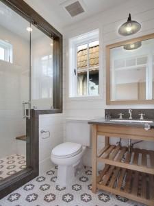 petite salle de bain déco